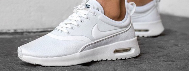 Nike White Man Shoes