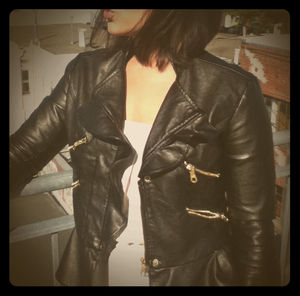 Jackets & Coats - Leather Jacket 1