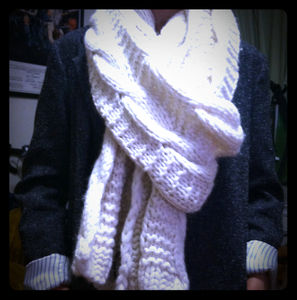 Lucky Brand Accessories - Lucky brand oversized scarf