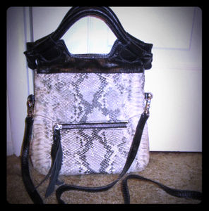 Handbags - SOLD! Reduced Price! Foley + Corinna Crossbody Bag