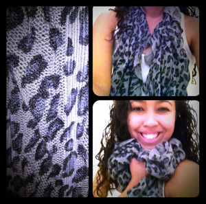 Super soft scarf!