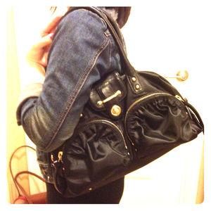 Botkier Handbags - ‼️ 50% off ‼️Botkier Bianca Black nylon satchel
