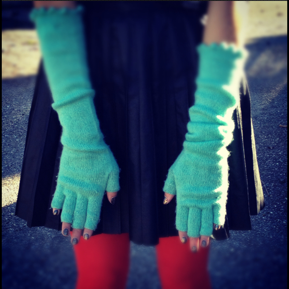 Xhilaration Outerwear - Long texting gloves