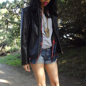 Jackets & Blazers - This awesomest leather jacket