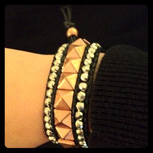 Jewelry - Pyramid wrap bracelet