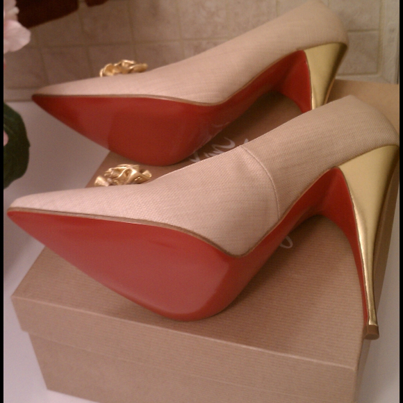 Christian Louboutin Shoes - ✨Reserved✨ These need to be loved!!