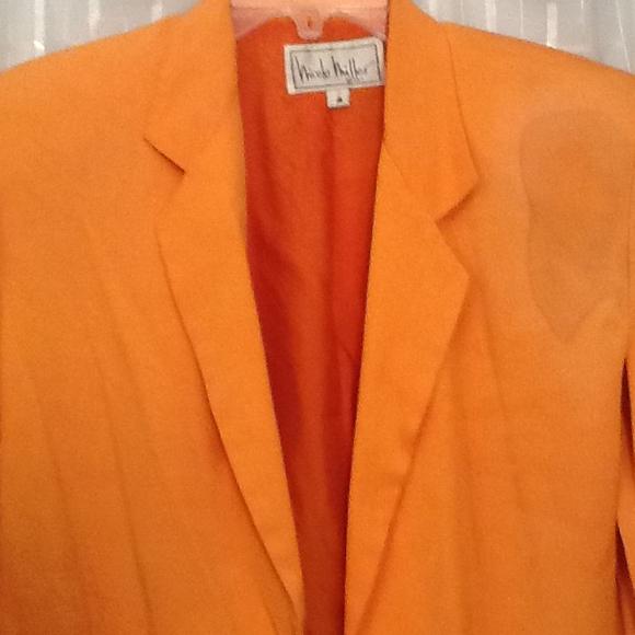 Jackets & Coats - Vintage Nicole Miller Blazer
