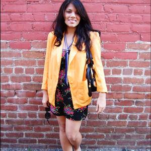 Jackets & Blazers - Vintage Nicole Miller Blazer