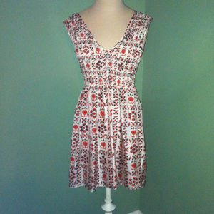 Dresses & Skirts - **RESERVED** Silk Free People Dress