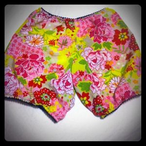 Accessories - Floral bloomers- wear under your spring dresses!