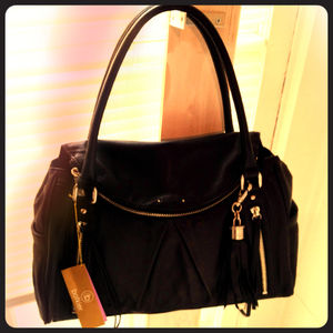 NWT Botkier Jackie Black Bag *New* ($ reduced)