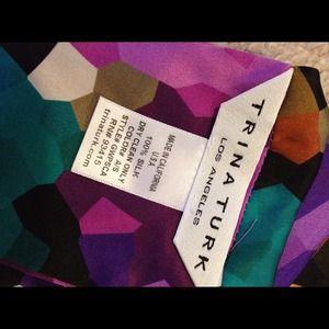 Trina Turk Accessories - Three Trina Turk silk scarves