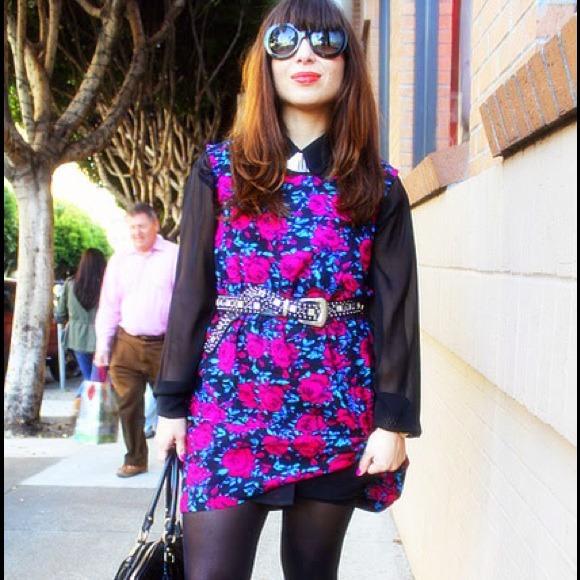 Forever 21 Dresses & Skirts - Floral print dress