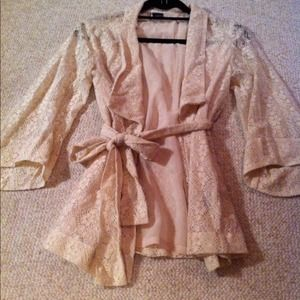 Lace Spring Jacket