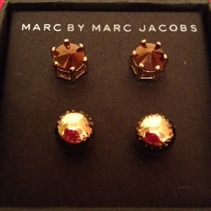Marc by Marc Jacobs Accessories - Marc by Marc Jacobs Stud Earrings
