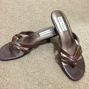 Steve Madden Shoes - 💰💰SOLD💰💰Steve madden sandals.