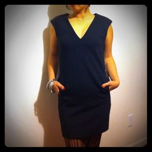 Host Pick Zara Sculptured LBD with Pockets