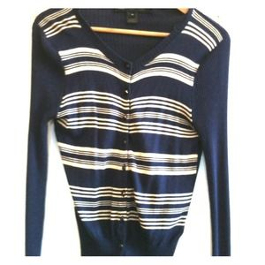Marc by Marc Jacobs Sweaters - Marc by Marc Jacobs striped cardigan