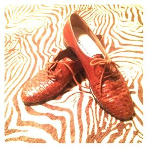 Trotters Shoes - Reduced! Leather flat shoe