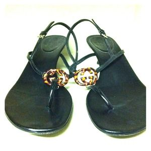 Gucci Shoes - LAST CALL! Gucci kitten heel flats- reduced