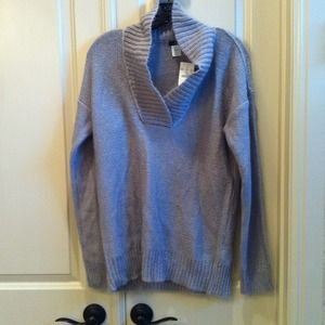 J. Crew Sweaters - Grey sweater & coat bundle
