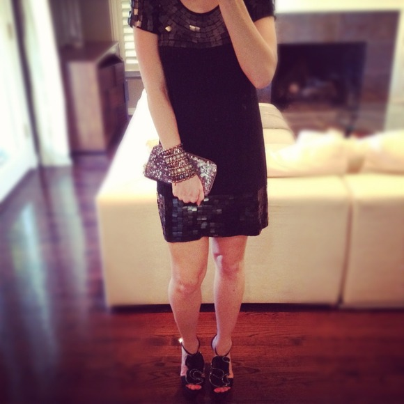 Reduced! Romeo & Juliet Couture sequin dress