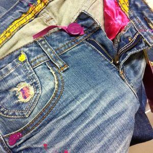 Denim - Brand New w/ Tag✨~ fun jeans ~