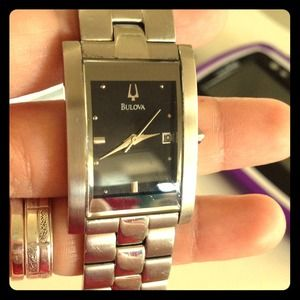 Bulova Accessories - Bulova watch