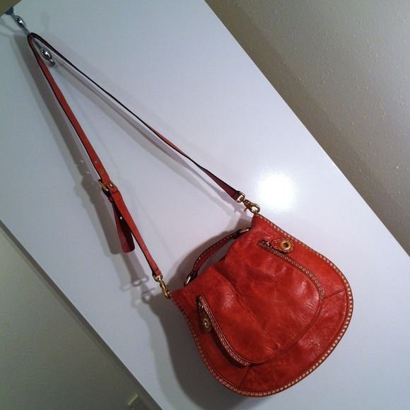 Rebecca Minkoff Handbags - REDUCED Rust-colored leather Rebecca Minkoff bag 2
