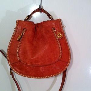 Rebecca Minkoff Bags - REDUCED Rust-colored leather Rebecca Minkoff bag 3