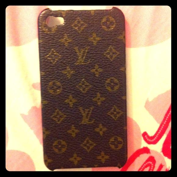 93f860ba7caa Louis Vuitton Accessories - Louis Vuitton LV iPhone 4 Case 😍 replica