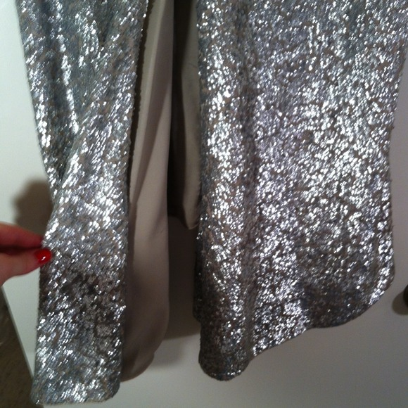 Alice + Olivia Jackets & Blazers - Sparkly sequin Alice + Olivia vest only worn once! 3
