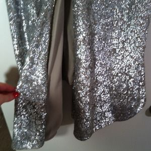 Alice + Olivia Jackets & Coats - Sparkly sequin Alice + Olivia vest only worn once! 3
