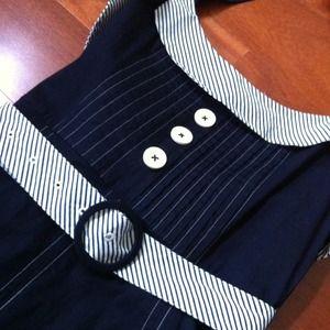 Anthropologie Dresses - SOLD! Anthropologie retro halter dress