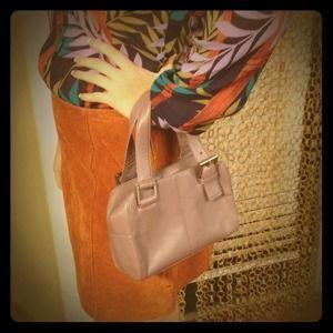 HOBO International Lovely Lavender Buckle Handbag