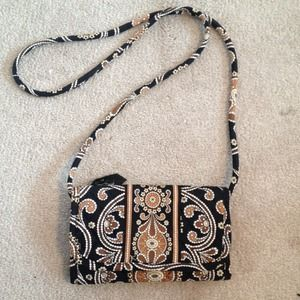 Clutches & Wallets - Reduced!!! Vera Bradley clutch/cross body