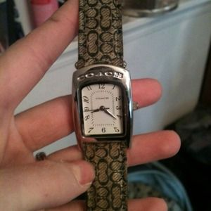 Accessories - Coach watch