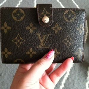 Louis Vuitton Bags - Reserved ******** Louis Vuittion wallet
