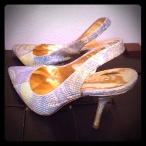 REDUCED BCBG Sling backs