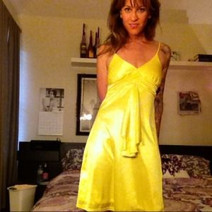 As U Wish Dresses & Skirts - 🌻Bright yellow summer dress.