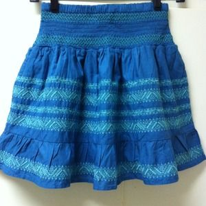 Dresses & Skirts - Brand New w/ Tag✨Teal Spring Fun Skirt