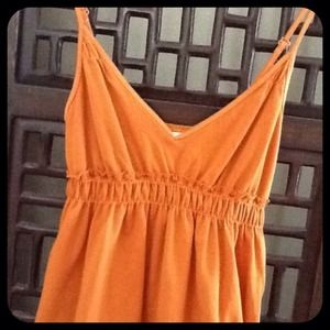 Mossimo Tops - 💢SOLD💢 Orange Tank Top