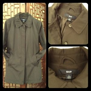 GAP Jackets & Blazers - GAP Black Jacket