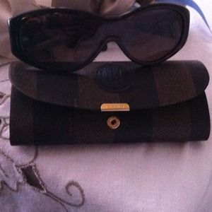 FENDI Accessories - Fendi sunglasses authentic!! REDuCeD💗💗💗