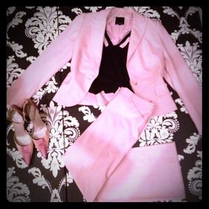 The Limited, Nine West & Forever 21 Jackets & Blazers - HOLD! PRETTY IN PINK!💗GET THAT JOB BUNDLE!
