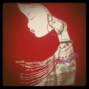 Lady Serene shirt