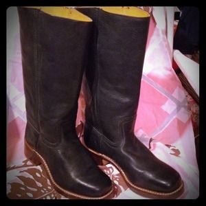 Frye Boots - REDUCED!!!! Black Frye Boots