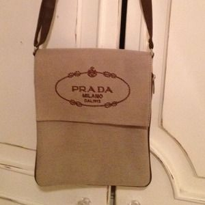 faux Prada Handbags - RESERVED4msmaki Faux Prada oversized crossbody bag