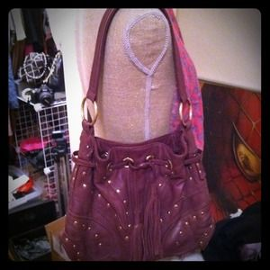 Bulga Handbags - *Reduced* Purple Bulga bag
