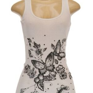 Tops - RESERVED BUNDLE FOR GLITTERANDROCKS tank and top